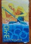Stamps Finland -  deportes acuaticos