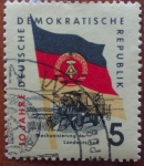 Sellos de Europa - Alemania -  alemania democratica