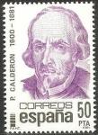 Stamps Spain -  2648 - Pedro Calderón de la Barca