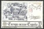 Sellos de Europa - España -  2658 - Europa Cept, el descubrimiento de América