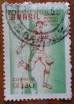 Stamps Brazil -  Mundial de Futbol
