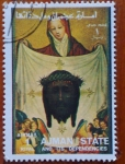 Stamps Asia - Jordan -  Manto