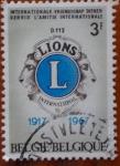 Stamps Europe - Belgium -  Club de leones