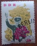 Sellos de Europa - Alemania -  Soldado