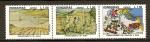 Stamps Honduras -  DEPARTAMENTOS  DE  HONDURAS