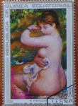 Stamps Oceania - Papua New Guinea -  Mujer