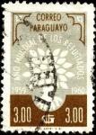 Stamps Paraguay -  Año mundial de los refugiados.