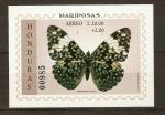 Sellos de America - Honduras -  MARIPOSAS.  HAMADRYAS  ARINOME