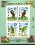 Stamps of the world : Honduras :  EXFILHON  2004