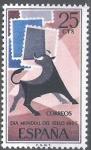 Sellos de Europa - España -  1667 Dia mundial del sello.