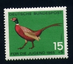 Stamps Germany -  faisan