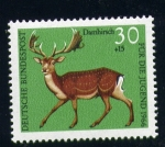 Stamps Germany -  gamo