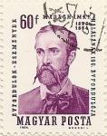 Stamps Hungary -  MADAGH IMRE 1823-1864