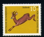 Stamps Germany -  rebeco