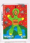 Stamps Europe - Norway -  Noruega 2000
