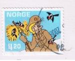 Sellos del Mundo : Europa : Noruega : Noruega 3