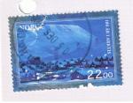 Sellos del Mundo : Europa : Noruega : 100  AR  I  ARKTIS