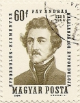 Stamps Hungary -  FAY ANDRAS 1876-1884