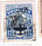 Sellos del Mundo : America : Uruguay : Uruguay 1