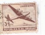 Sellos del Mundo : America : Uruguay :  Uruguay 2
