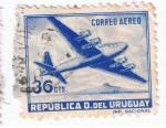 Sellos del Mundo : America : Uruguay :  Uruguay 3