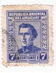 Sellos del Mundo : America : Uruguay : Uruguay 4