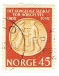 Stamps Europe - Norway -  medalla 150 aniversario