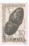 Sellos del Mundo : America : Uruguay : Arqueoplogía Nacional