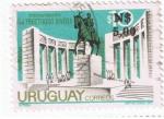 Sellos del Mundo : America : Uruguay : Monumento  Gral. Fructuoso Rivera