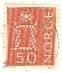 Stamps Europe - Norway -  nudo