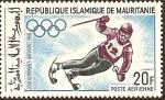 Sellos de Africa - Mauritania -  Juegos Olímpicos