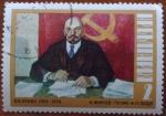 Sellos de Europa - Rusia -  Lenin