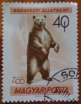 Stamps Hungary -  oso