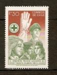 Sellos de America - Chile -  Policía de Tránsito