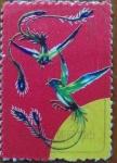 Sellos de Asia - China -  aves