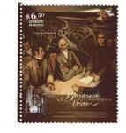 Stamps : America : Mexico :  Bicentenario