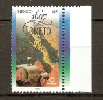 Stamps Mexico -  Turismo