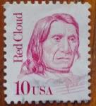 Stamps United States -  aborigen