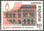 Sellos de Europa - España -  2717 - IV centº de la Universidad de Zaragoza
