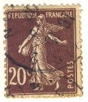 Stamps Europe - France -  Semeuse Camée grasse
