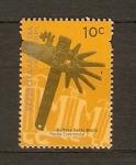 Stamps Argentina -  Hacha ceremonial