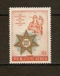 Stamps Peru -  Abogacía
