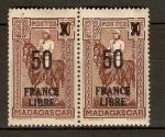 Sellos del Mundo : Africa : Madagascar : Gral. Joseph S. Galliéni