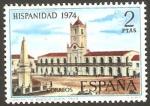 Stamps Spain -  2214 - Hispanidad, Argentina, Cabildo de Buenos Aires 1829