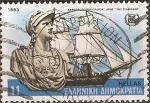 Stamps Greece -  25 aniversario de la Organización Internacional del Trabajo