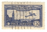 Sellos de Europa - Francia -  Avion Poste Aerienne