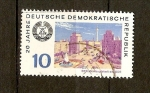Stamps Germany -  Berlin