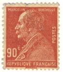 Sellos del Mundo : Europa : Francia : Centenaire de la naissance de Marcelin Berthelot