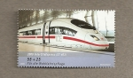 Stamps Germany -  Intercity express