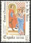 Stamps of the world : Spain :  2739 - Estatuto de Autonomía de Las Islas Baleares